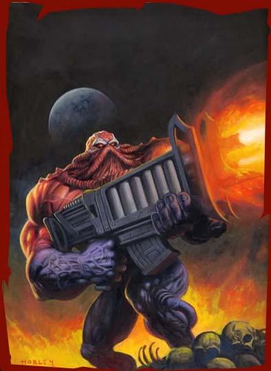 Mutant Chronicles Razide